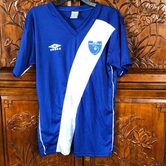 7b04d5613d1 Umbro Shirts | Guatemala Soccer Athletic Shirt | Poshmark